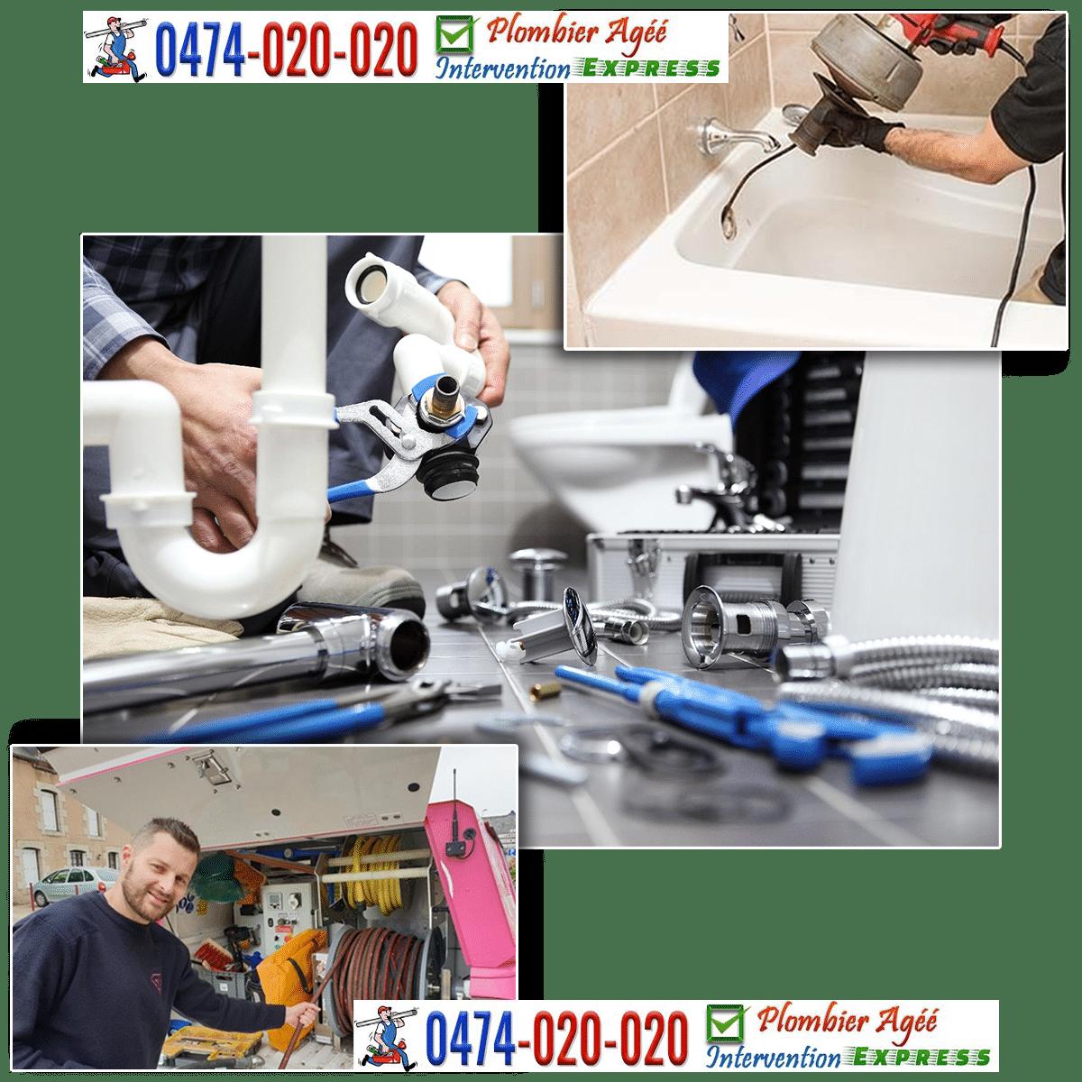 Plomberie sanitaire, Débouchage canalisation, Dépannage chauffage et chaudière